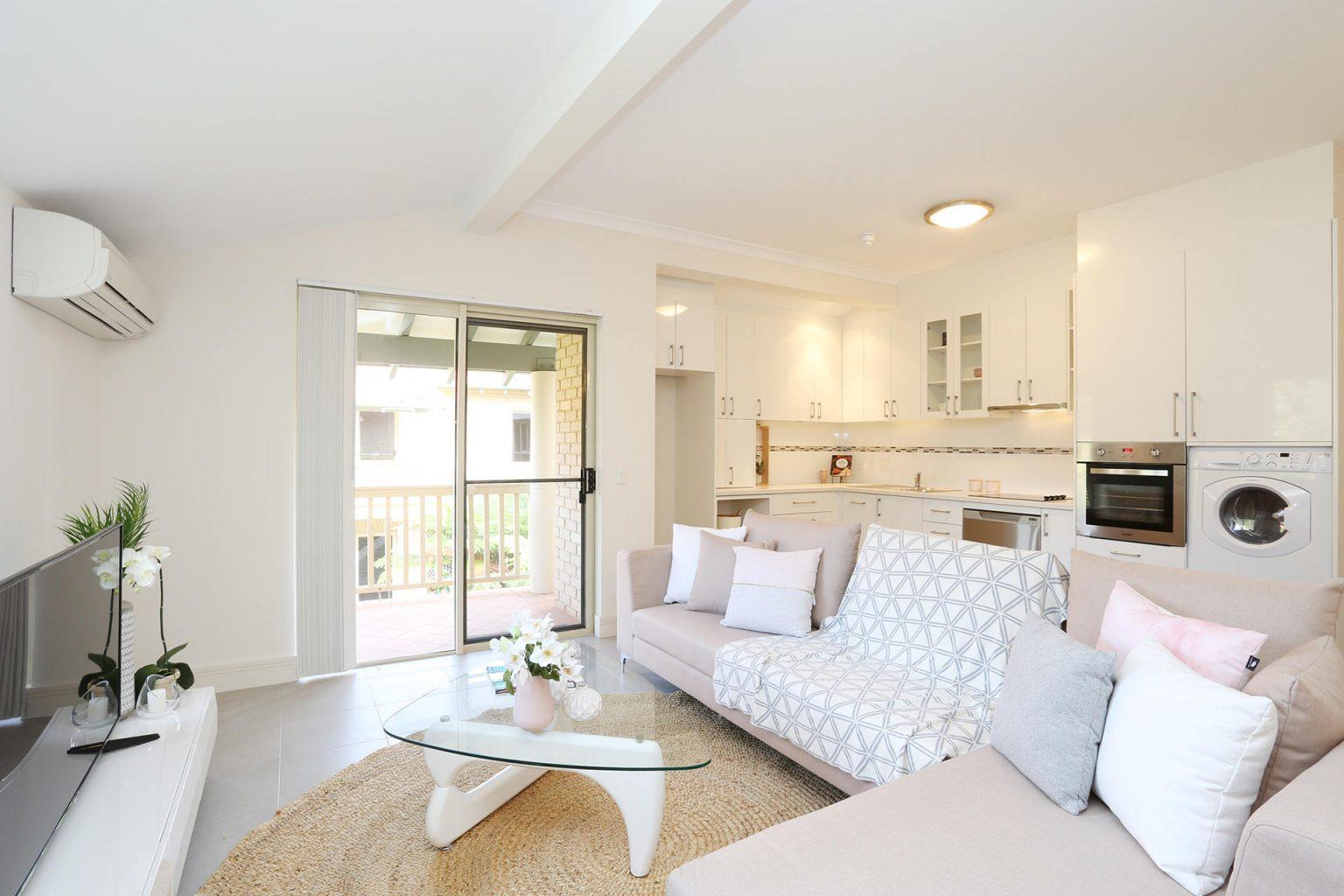 apartment 233 - retirement living city beach