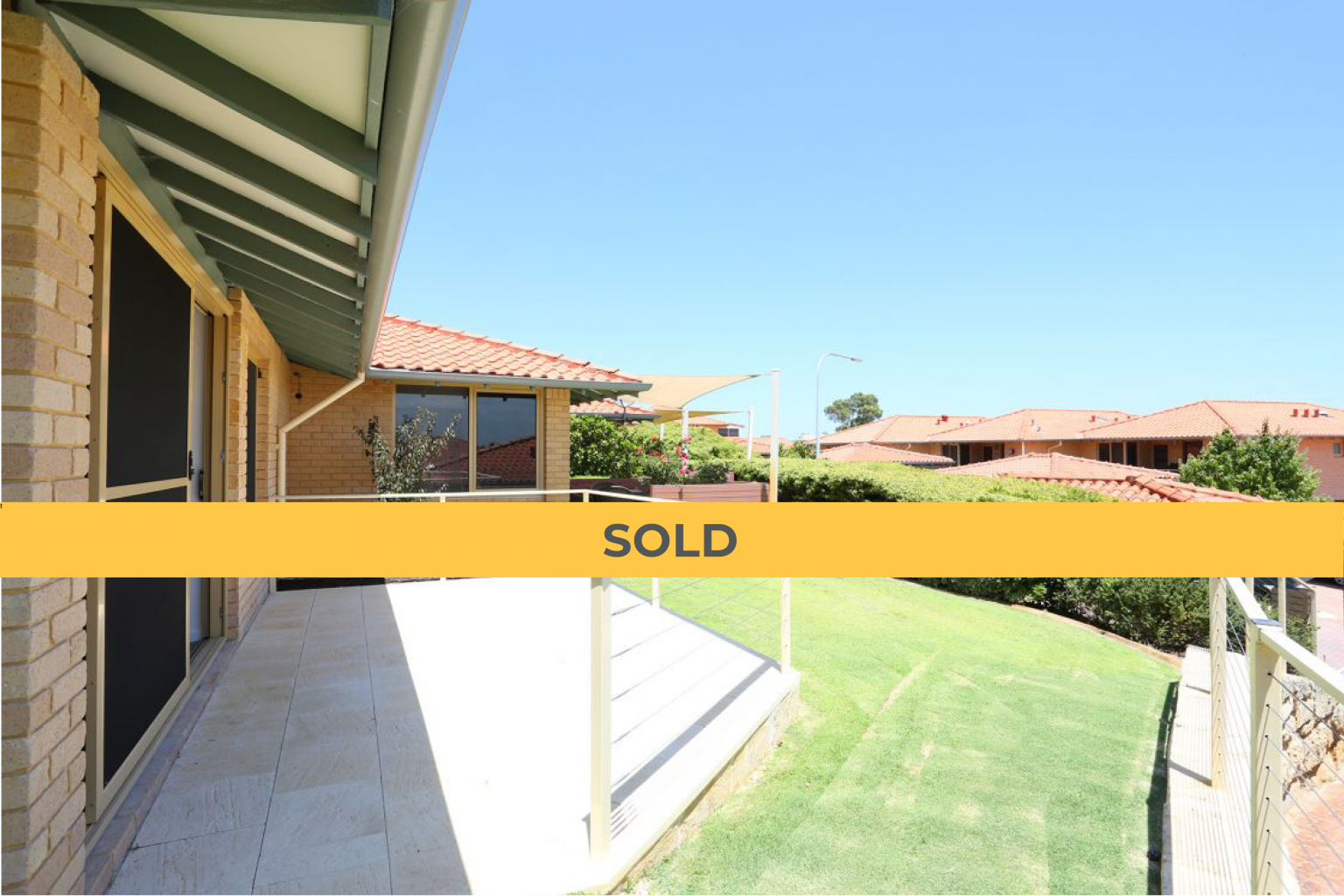 Villa 69 Sold | Independent Living Facility Perth | Ocean Gardens