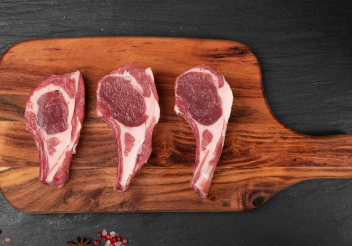 december recipe - mutton chops