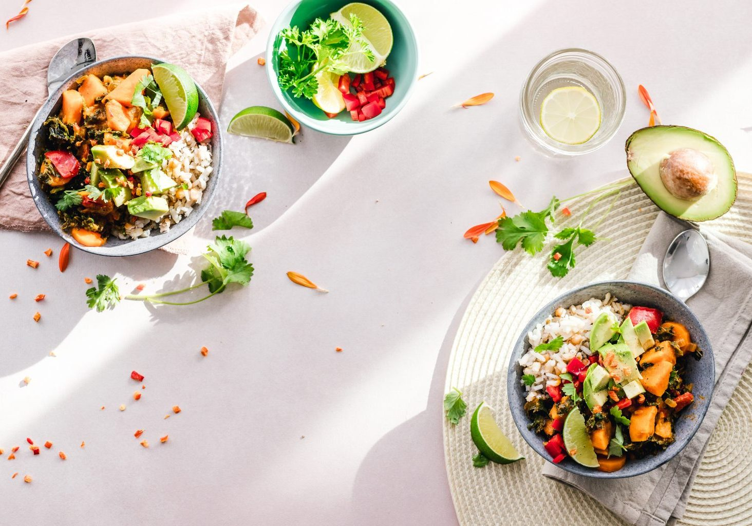 Prawn, Mango, Avocado Summer Salad with Lime Dressing | Easy Recipes | Ocean Gardens