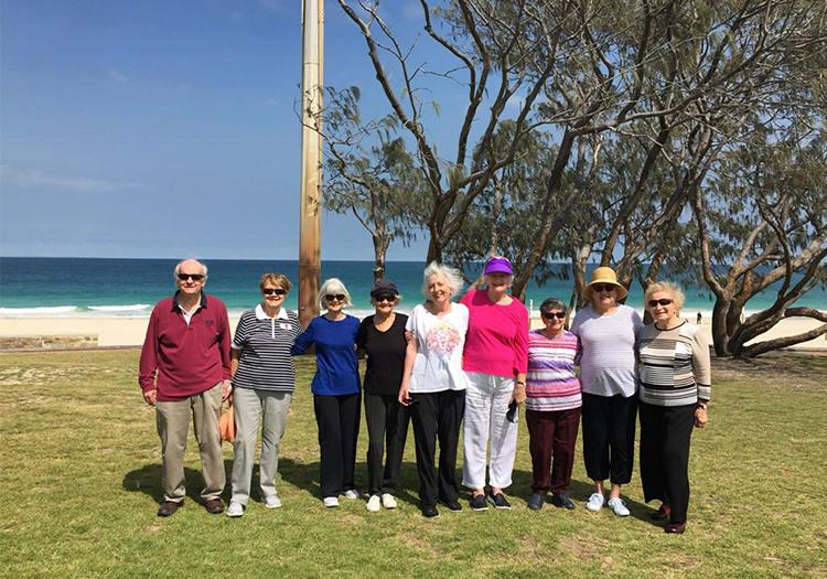 group activities and recreation ocean gardens retirement village facilities