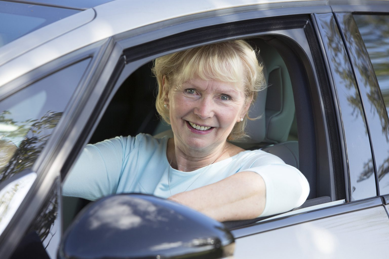 On-site Car Share Service Facilities - Retirement Village Perth