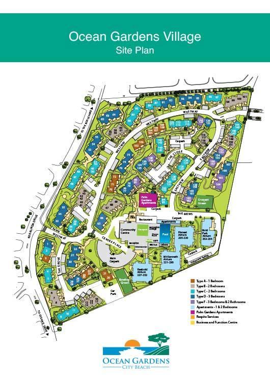 village-sitemap